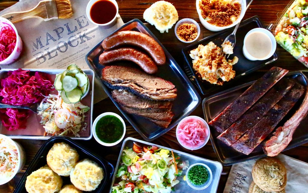 Family Dinners To-Go_Maple Block Meat Co_BBQ_Culver City_Los Angeles authentic barbecue