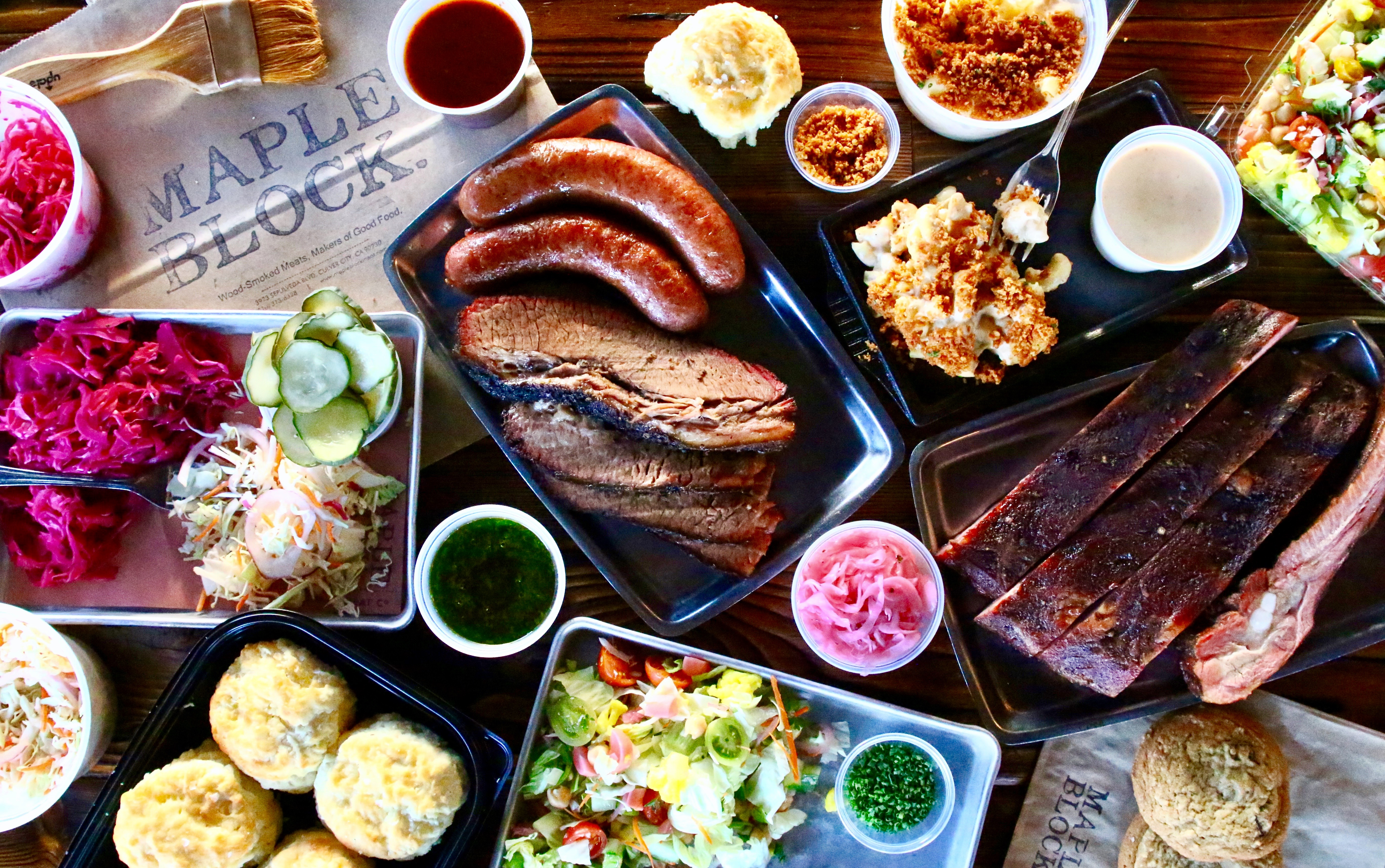 FAMILY DINNERS TO-GO ($49-$65): Pick-Up & Delivery