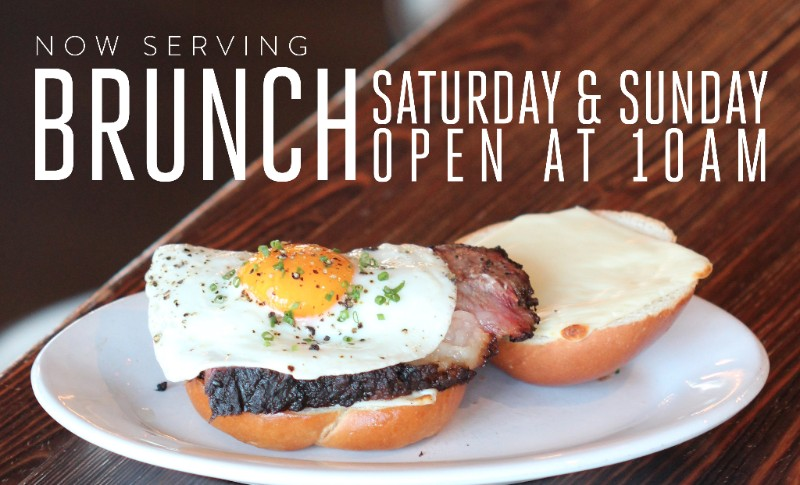 Weekend Brunch at Maple Block Culver City